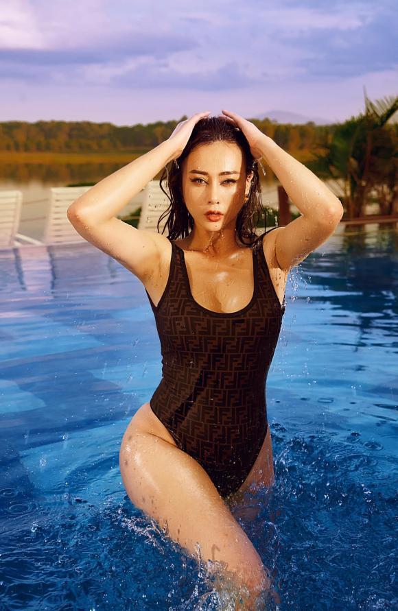 Phương Oanh, diễn viên Phương Oanh, sao Việt