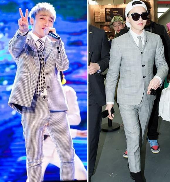 Sơn Tùng M-TP, G-Dragon, đồng hồ của Sơn Tùng