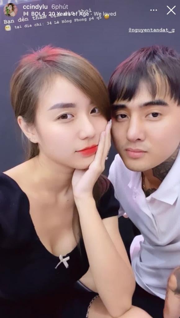 Cindy Lư, Đạt G, vợ cũ Hoài Lâm, thanh niên