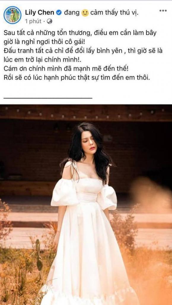 lily chen, ngọc trinh