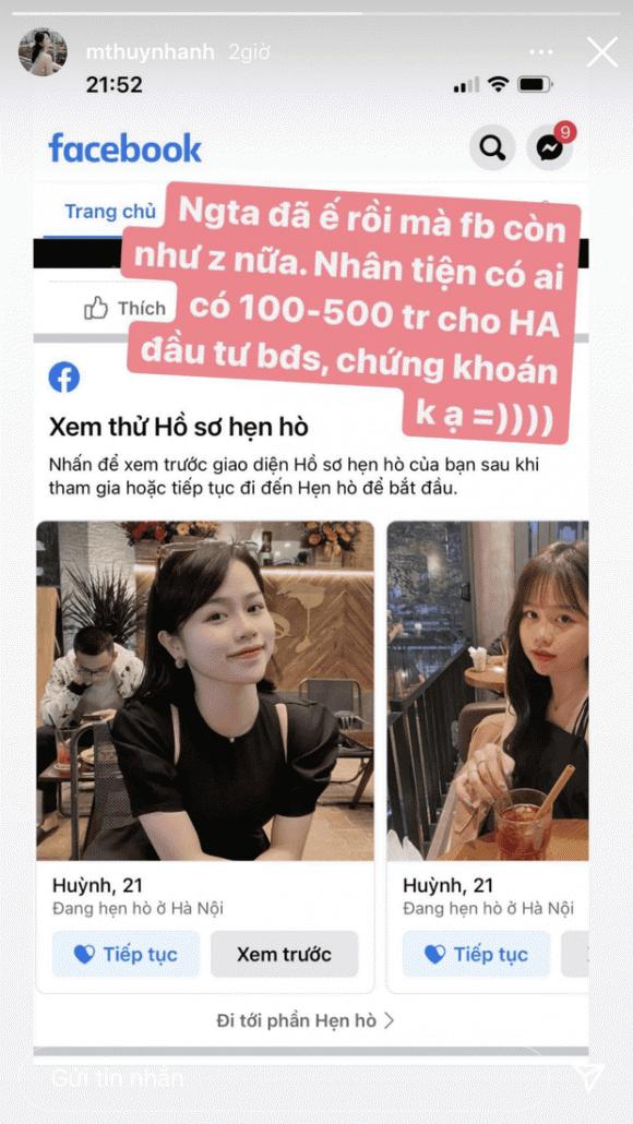 Huỳnh Anh, bồ cũ Quang Hải, sao Việt