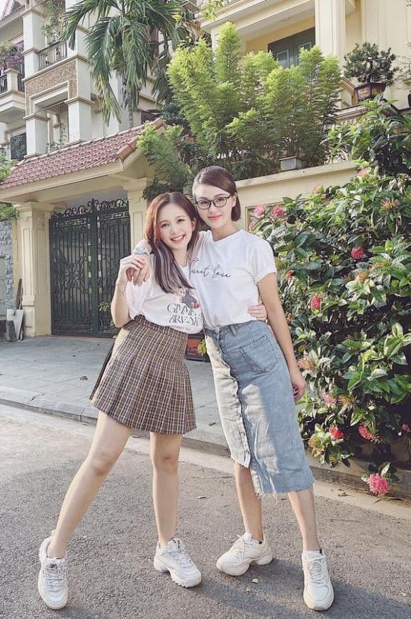 Thu Trang, em gái Thu Trang, phim Hướng dương ngược nắng