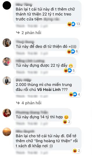 NSƯT Hoài Linh, từ thiện, drama, túi vải quà tặng, quảng cáo, sao Việt