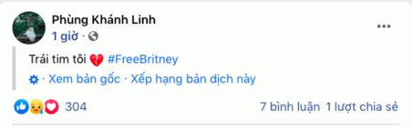 Vũ Khắc Tiệp, Sao Việt, Hair Won, Bảo Thy, Britney Spears