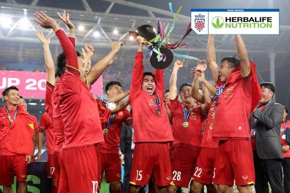 Herbalife Việt Nam, AFF Suzuki Cup 2020