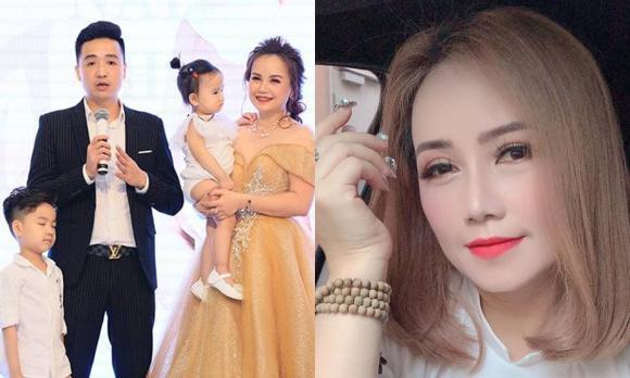 Diễn viên Hoàng Yến, Nữ diễn viên Về nhà đi con, Chồng cũ hành hung, Sao Việt