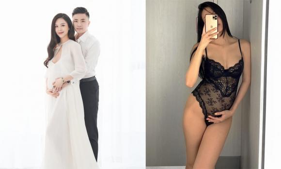 Vũ Ngọc Châm, Vũ Ngọc Châm sinh con, hot girl Vũ Ngọc Châm