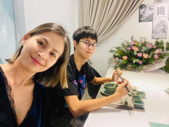 Huy Khánh, Lương Hoàng Anh, Nam diễn viên, Sao Việt