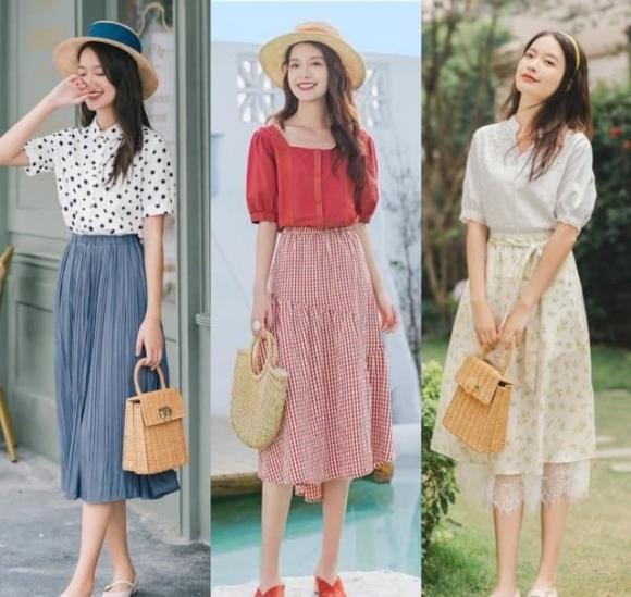thời trang đẹp, thời trang xinh xắn, 27 bộ trang phục xinh xắn