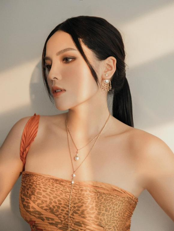 Hoa hậu Kỳ Duyên, Kỳ Duyên làm đẹp, chăm sóc da buổi sáng