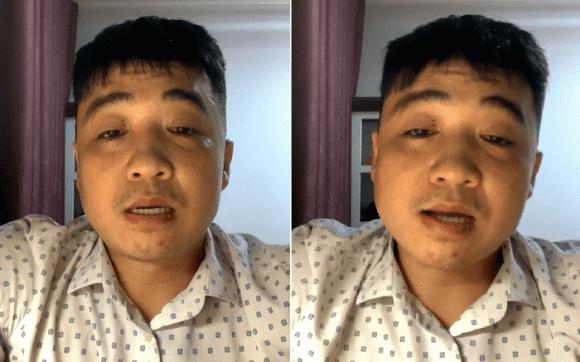 Hoàng Yến, Diễn viên, Sao Việt, Chồng cũ đánh