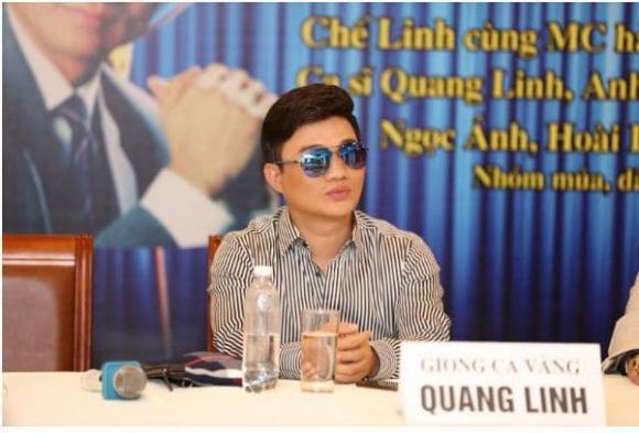 Quang Linh, ông hoàng Bolero, ca sĩ, cát xê khủng, Hoài Linh, sao Việt