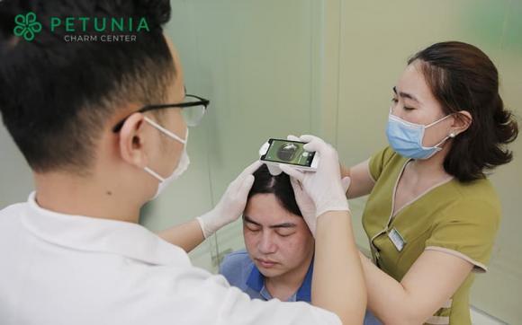 Petunia Charm Center, điều trị da, chăm sóc da