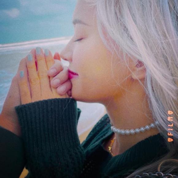 Châu Bùi, Binz, hot girl, rapper Binz