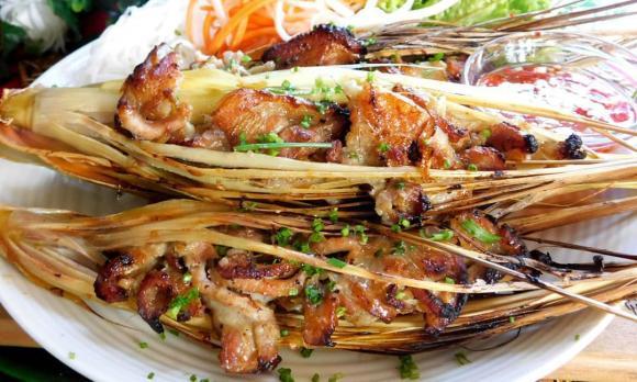thịt heo rim sả riềng, món ngon từ thịt heo, công thức làm thịt heo rim sả riêng