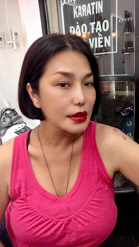 Cindy Thái Tài, ca sĩ chuyển giới, sao Việt