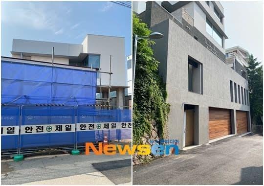 Song Joong Ki lên tiếng vì bị hàng xóm chỉ trích gây tiếng ồn, hư hỏng tài sản hàng xóm khi xây nhà