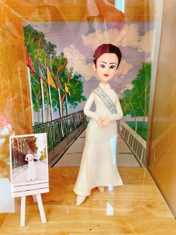 Khánh Vân, Khánh Vân về từ khu cách ly, hoa hậu việt