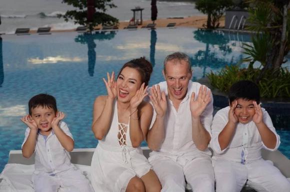 Lý Thanh Thảo, Nữ diễn viên, chồng Tây,