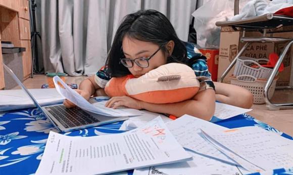 phương mỹ chi, thi tốt nghiệp THPT, sao việt