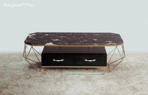 Đá cẩm thạch, bàn trà, thế giới sofa