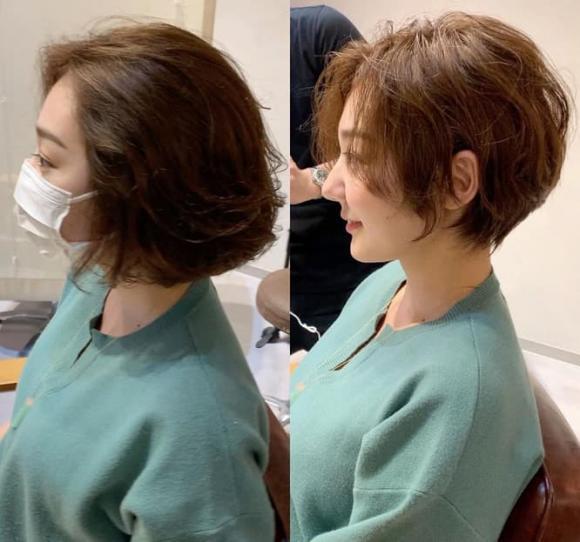 tóc đẹp, cắt tóc đẹp, kiểu tóc đẹp