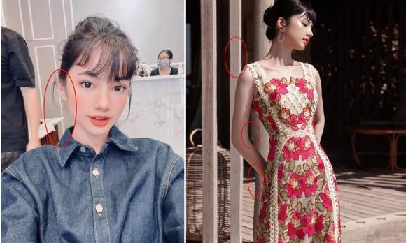 người mẫu Lâm Bảo Châu, ca sĩ Lệ Quyên, sao Việt