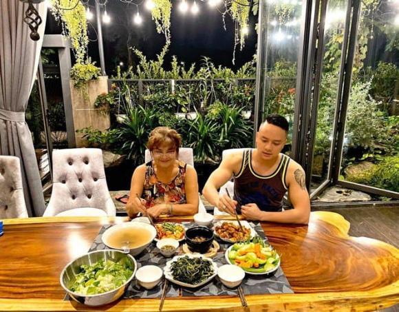 Cao Thái Sơn, Cao Thái Sơn nấu ăn, sao việt ăn gì