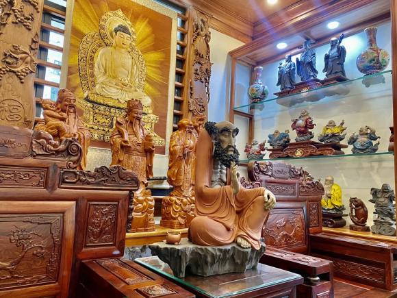 Phật Duyên Trầm Hương, phong thủy, phật giáo