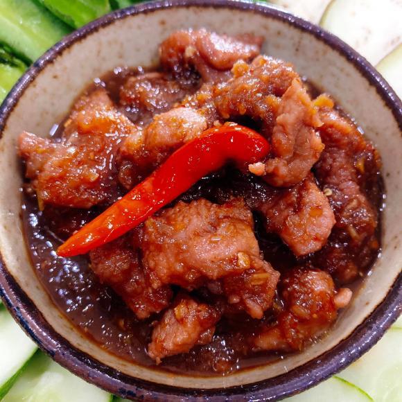 Elly Trần, Elly Trần nấu ăn, thực đơn của Elly Trần