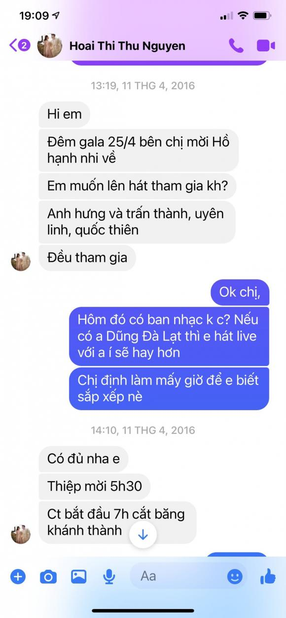 ca sĩ Vy Oanh, sao Việt