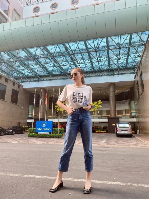 Hoa hậu Kỳ Duyên, thời trang Kỳ Duyên, thời trang sao việt