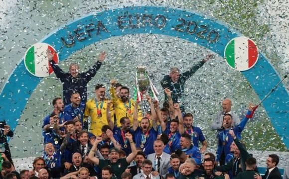 Euro 2020, vô địch Euro 2020, sao việt