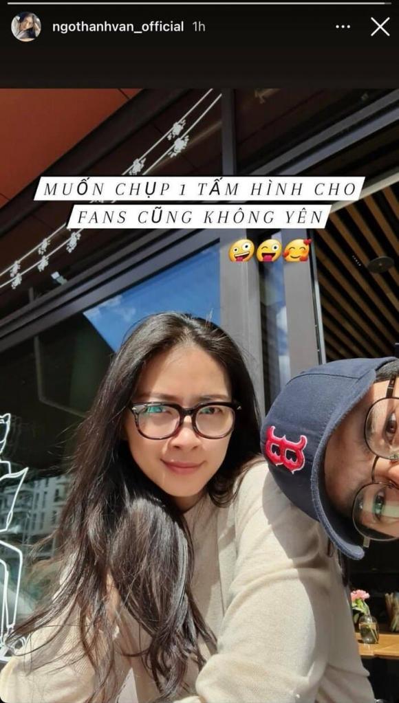 Huy Trần, Ngô Thanh Vân, Sao Việt