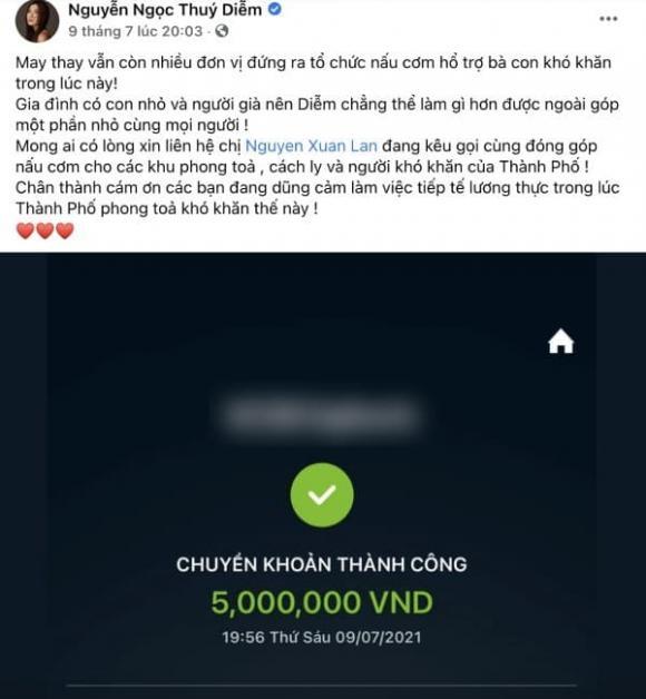 Xuân Lan, Thúy Diễm, MC Đại Nghĩa, Sao Việt