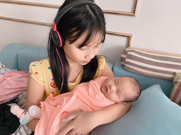 vợ cũ MC Thành Trung, Thu Phượng, sao việt dạy con