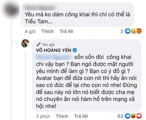siêu mẫu võ hoàng yến, á hậu Võ Hoàng Yến, sao Việt