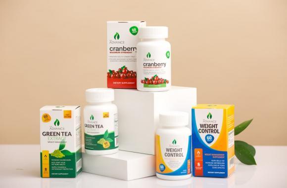 The Advance,thương hiệu dược mỹ phẩm đến từ Hoa Kỳ