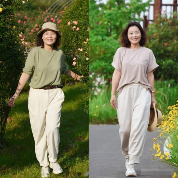thời trang, thời trang trung niên, áo phông