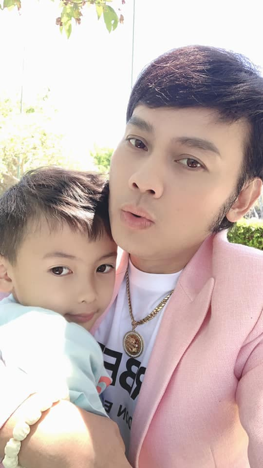 Kim Tiểu Long, con của Kim Tiểu Long, sao Việt