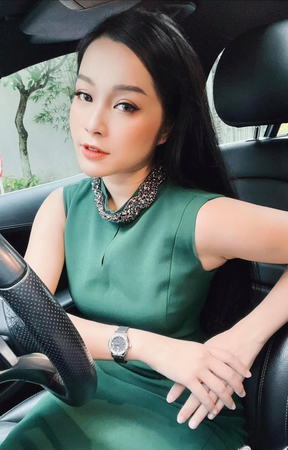 MC Minh Hương, Minh Hương 'Nhật ký Vàng Anh', sao Việt