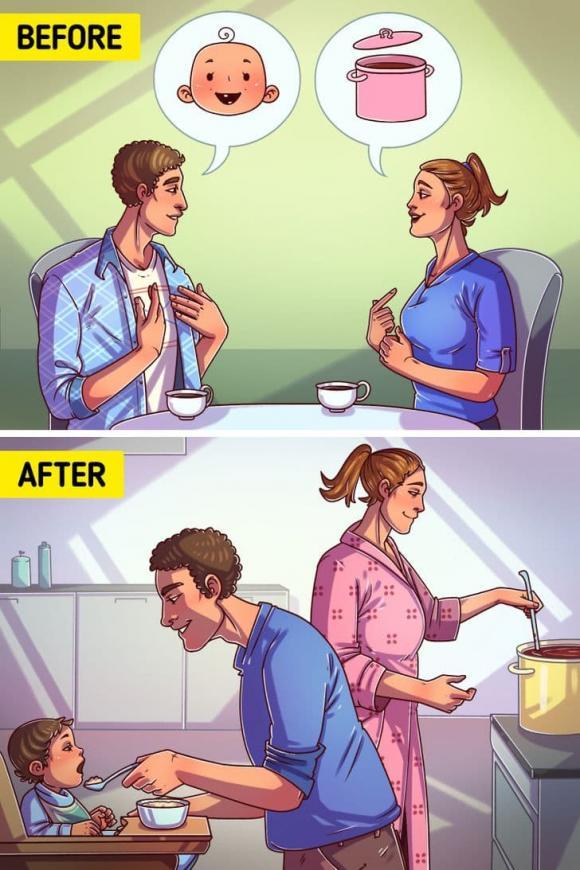 Hôn nhân, hạn phúc, chuyện vợ chồng