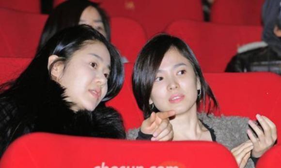 song hye kyo, song joong ki, phim kinh dị bí ẩn, phim hàn