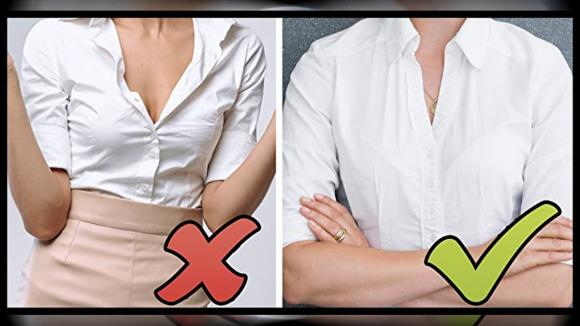 trang phục, trang phục công sở, lỗi ăn mặc nơi công sở, lỗi ăn mặc, quần áo công sở