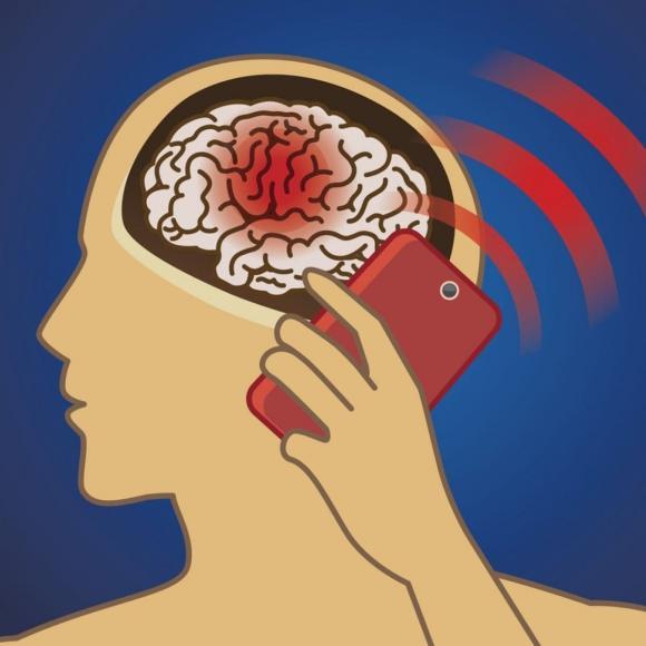 điện thoại, điện thoại di đông, ung thư, ung thư não, sử dụng điện thoại trong nhiều phút khiến nguy cơ ung thư tăng cao, sử dụng điện thoại di động nhiều giờ