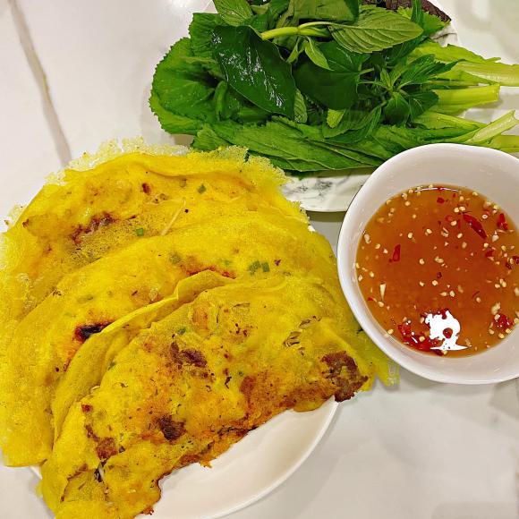 bà xã Tiến Dũng (The Men), Hồ Võ Trang Linh, món ăn ngon