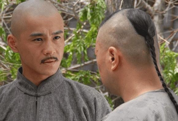 lịch sử Trung Quốc, triều đại nhà Thanh, kiểu tóc bím đuôi sam của người nhà Thanh, lịch sử Trung Hoa