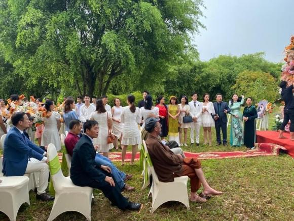 Hương vị tình thân, Đám cưới Long - Nam, Sao Việt