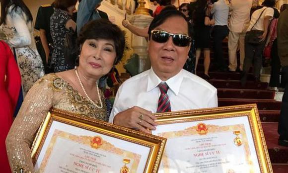 NSƯT Khải Hoàn, sao Việt, qua đời vì covid