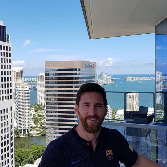 Lionel Messi, nhà sao, sao bóng đá, sao âu mỹ